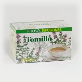 Fitosol Infusión Tomillo